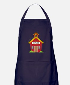 Back To School Apron (dark)