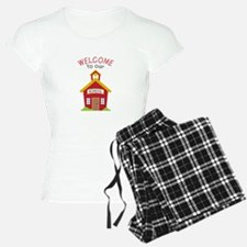 Welcome To School Pajamas