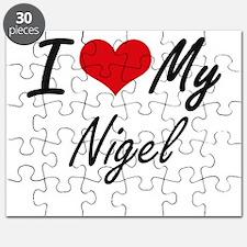 I Love My Nigel Puzzle