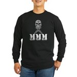 USMC Iraq War Long Sleeve Dark T-Shirt