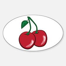 Cherries Decal