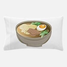Ramen Bowl Pillow Case
