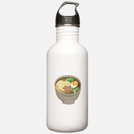 Ramen Bowl Water Bottle
