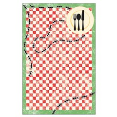Ants and Picnic Art Posters