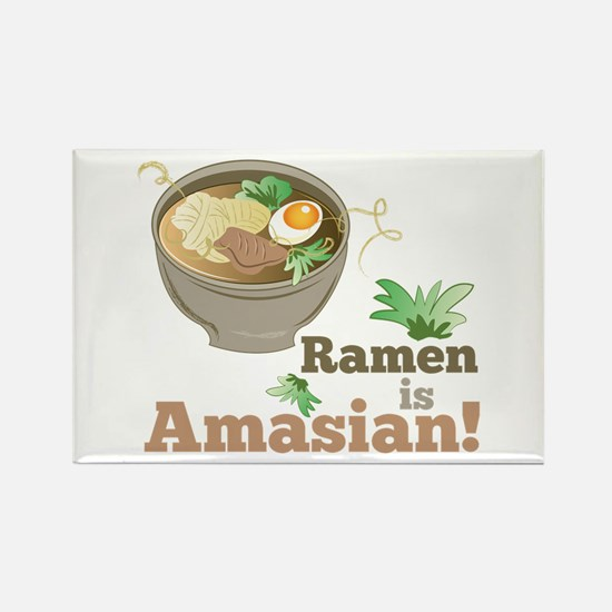 Ramen Is Amasian Magnets