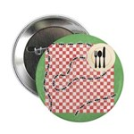 "Ants and Picnic Art 2.25"" Button (10 pack)"