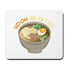 Udon Know Mousepad