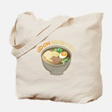 Udon Know Tote Bag