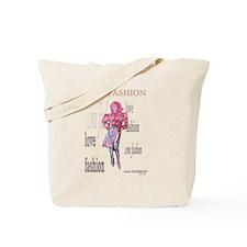 Cute Runway Tote Bag