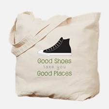 Good Shoes Tote Bag