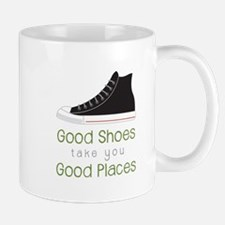 Good Shoes Mugs