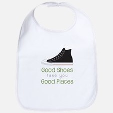 Good Shoes Bib