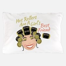 Hot Rollers Pillow Case