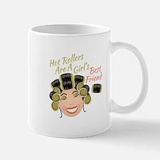 Hot Rollers Mugs