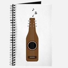 Beer Bottle Guitar Journal