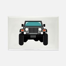 Jeep Front Magnets