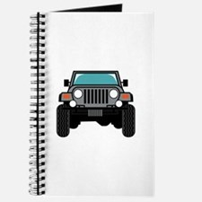 Jeep Front Journal