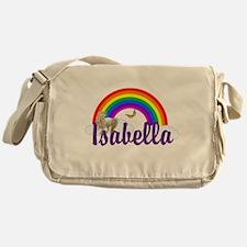 Unicorn Personalize Messenger Bag
