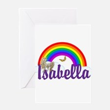 Unicorn Personalize Greeting Cards