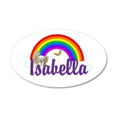 Unicorn Personalize Wall Decal