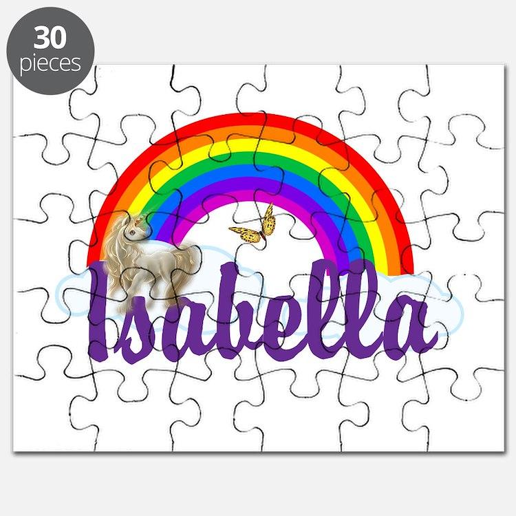 Unicorn Personalize Puzzle
