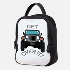 Get Over It Neoprene Lunch Bag