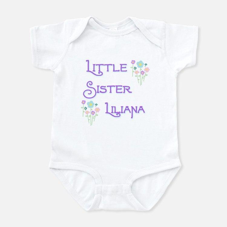 Little Sister Liliana Infant Bodysuit