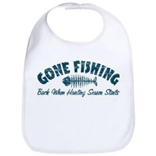 Gone Fishing Bib