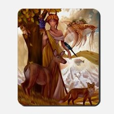 Muse Wildlife Fantasy Mousepad