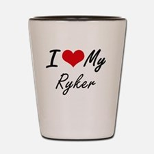 Cute Ryker Shot Glass