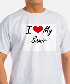 I Love My Samir T-Shirt