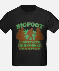 Unique Bigfoot T