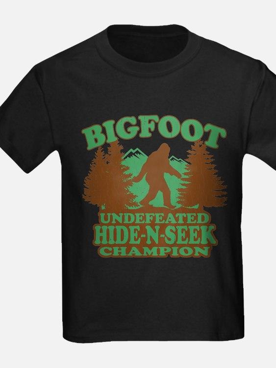 Cute Bigfoot T