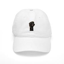 The Black Fist Baseball Cap