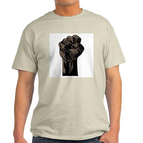 The Black Fist Light T-Shirt