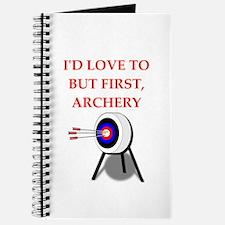 archery joke Journal
