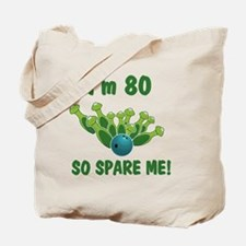 Cute Spare me bowling Tote Bag