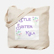 Little Sister Kyla Tote Bag