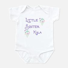 Little Sister Kyla Infant Bodysuit
