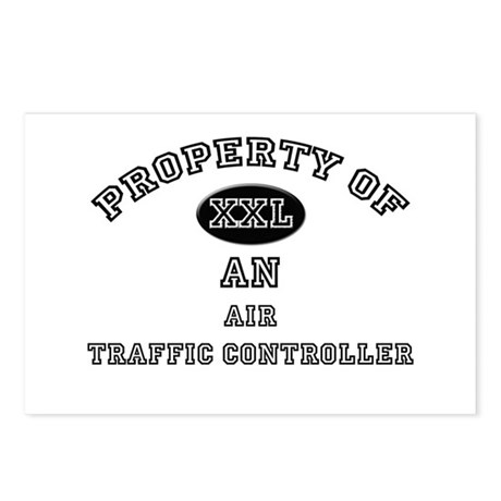 Property of an Air Traffic Controller Postcards (P