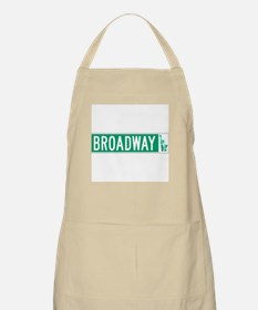 Broadway (with Statue of Liberty), NYC Apron