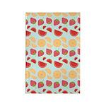 Modern Fruit Art Rectangle Magnet (10 pack)