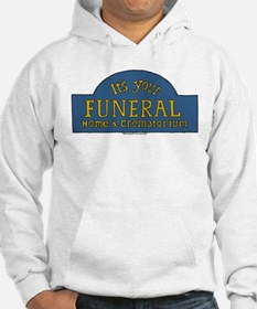 Bob's Burgers It's Your Funeral Hoodie