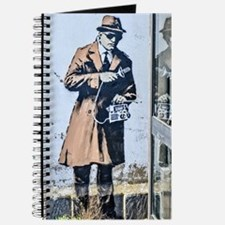 BANKSY SPY BOOTH CHELTENHAM Journal