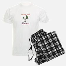Orange Beach Alabama Pajamas