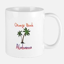 Orange Beach Alabama Mugs