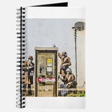 BANKSY SPY BOOTH , CHELTENHAM Journal