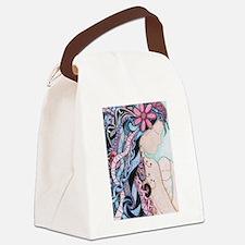 Unique Doulas Canvas Lunch Bag