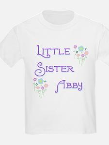 Little Sister Abby T-Shirt