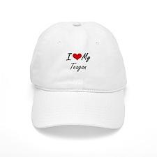 I Love My Teagan Baseball Cap